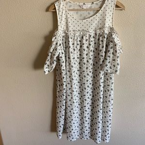 Lauren Conrad Paisley Dress
